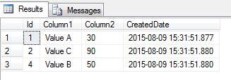 SQL duplicate 03